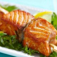 Горячее для фуршетов | Рыба/Морепродукты