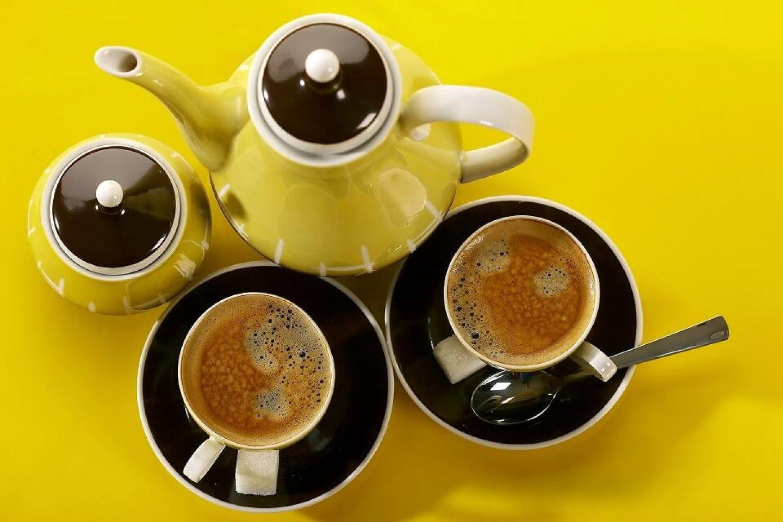 Чайно-кофейный стол (20л)